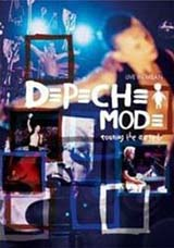Depeche Mode - DVD - Touring the Angel